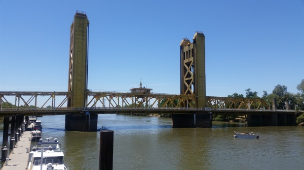 Sacramento Tower Bridge 4